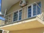 Ограждения балконов - 4800 руб. Изделия из нержавейки