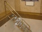 Лестница для бассейна - 25000 руб. перила цены